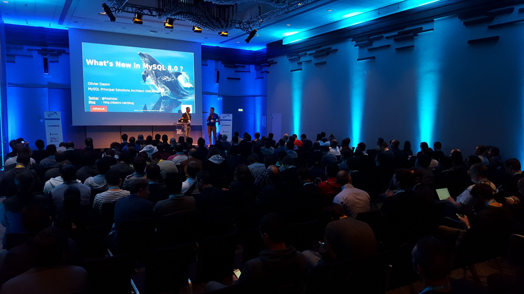 AFUP Forum PHP 2018 - MySQL 8.0